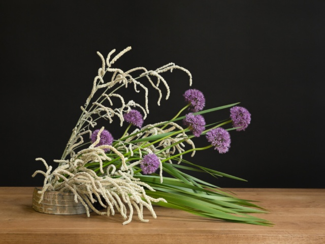 Ikebana_arrangement_London_Flower_School
